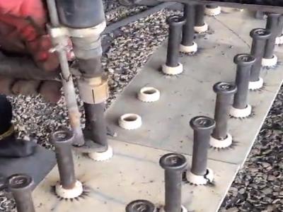 栓钉的具体焊接方法